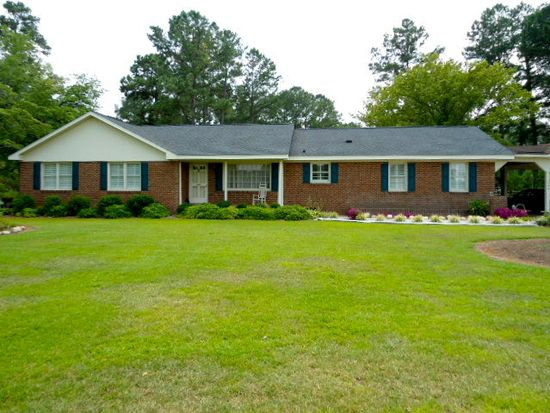 1344 Maurice Brown Rd, Jamesville, NC 27846