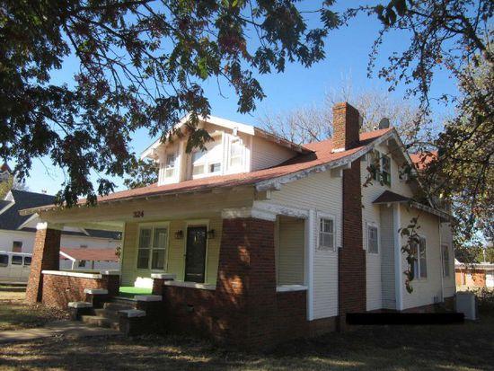 324 N Anthony Ave, Anthony, KS 67003