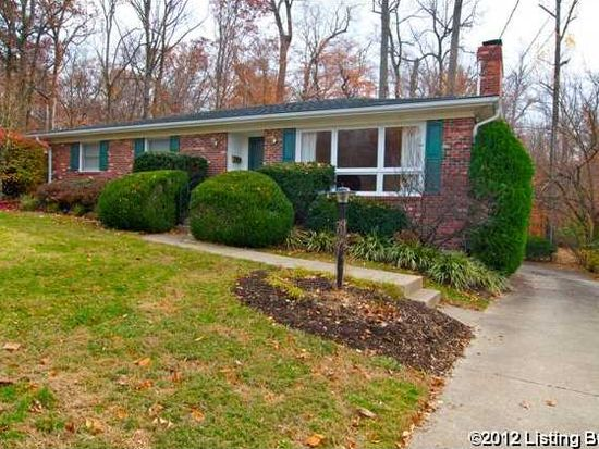 1502 Turquoise Dr, Louisville, KY 40214