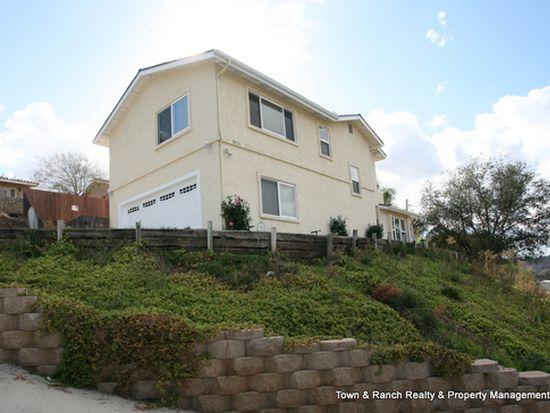 9751 Emerald Hill Ln, Lakeside, CA 92040