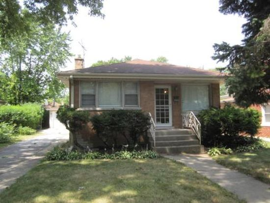 448 N Forest Ave, Hillside, IL 60162