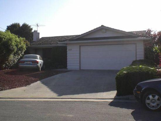 117 Harrison Ct, Santa Cruz, CA 95062