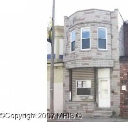 4625 Pennington Ave, Baltimore, MD 21226