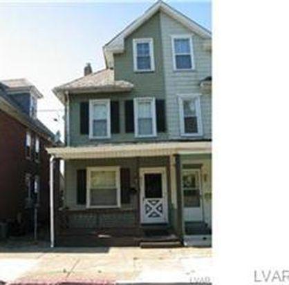 917 W Lincoln St, Easton, PA 18042