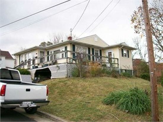 1235 W Monroe St, Wytheville, VA 24382