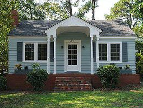 1701 Bragg Blvd, Fayetteville, NC 28303