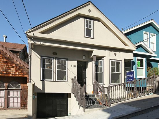 316 Rutledge St, San Francisco, CA 94110