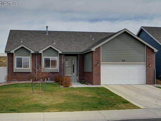 606 61st Avenue Ct, Greeley, CO 80634
