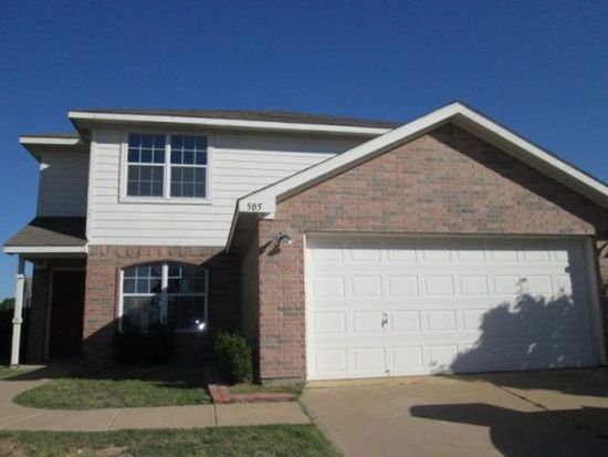 505 Freedom Way, Crowley, TX 76036