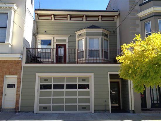 1537-1539 Sanchez St, San Francisco, CA 94131
