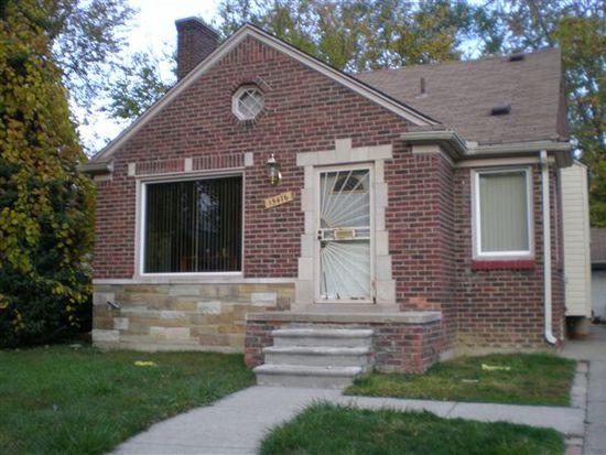 15476 Vaughan St, Detroit, MI 48223
