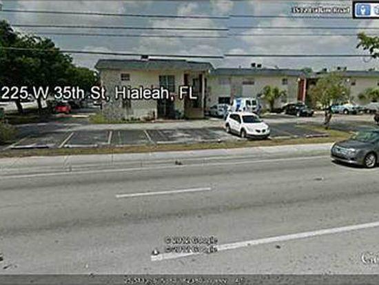1225 W 35th St APT 54A, Hialeah, FL 33012