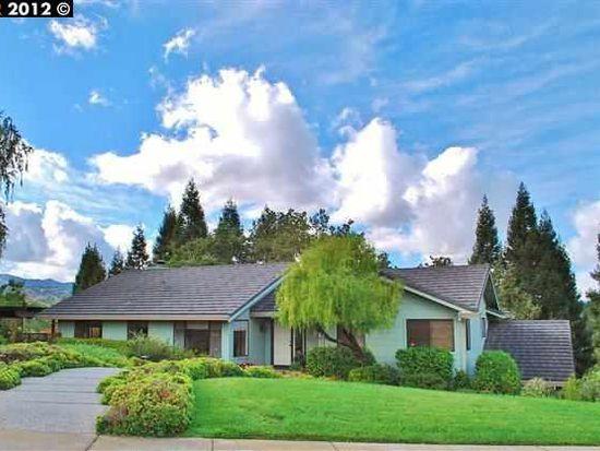 458 Green View Dr, Walnut Creek, CA 94596