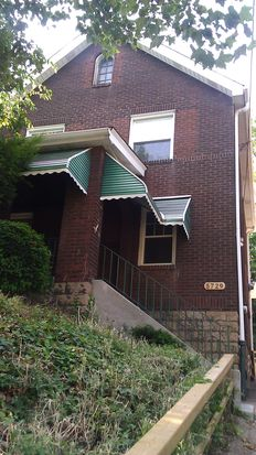 5729 Pocusset St, Pittsburgh, PA 15217