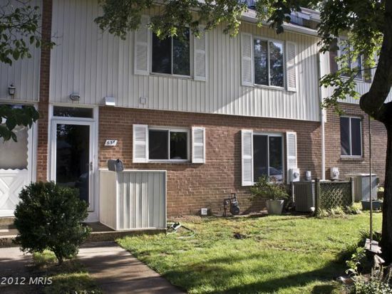 65 Ridge Rd UNIT F, Greenbelt, MD 20770
