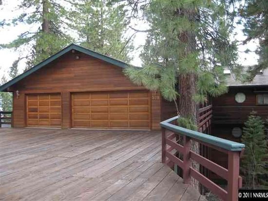519 Ponderosa Ave, Incline Village, NV 89451