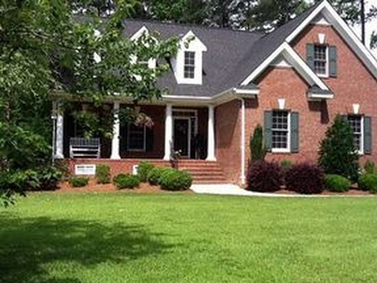 3828 Mansfield Dr, Rocky Mount, NC 27804