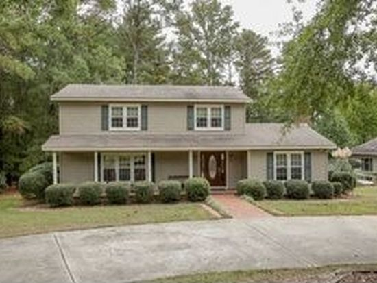 332 Woodridge Rd, Edgefield, SC 29824
