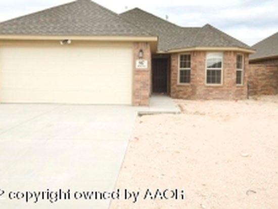 917 Rosenda Ln, Amarillo, TX 79124