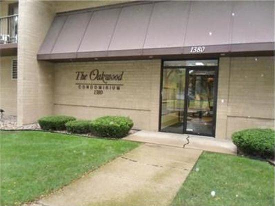1380 Oakwood Ave APT 603, Des Plaines, IL 60016