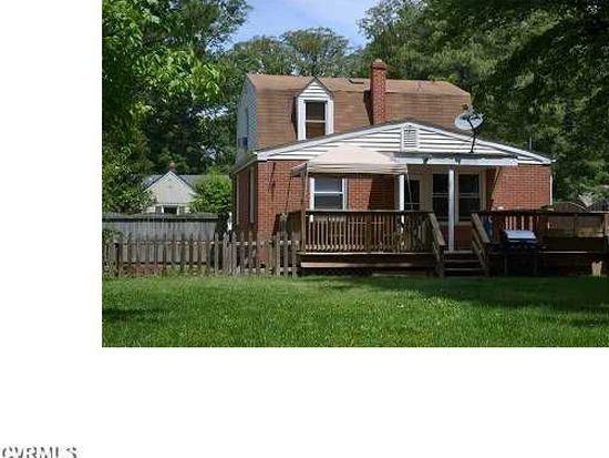 2903 Maplewood Rd, Richmond, VA 23228