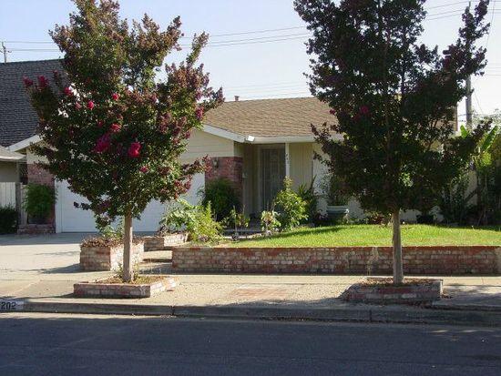 202 Herlong Ave, San Jose, CA 95123