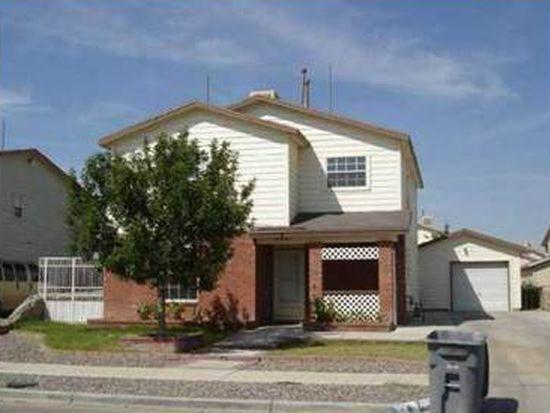 11921 Banner Crest Dr, El Paso, TX 79936