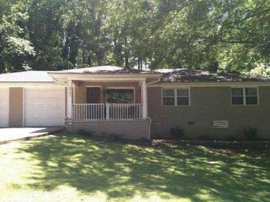 2863 White Oak Dr, Decatur, GA 30032