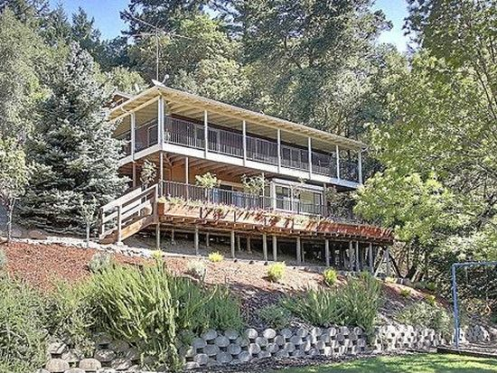 220 Hawk Ridge Rd, Boulder Creek, CA 95006