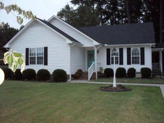 2216 Village Dr W, Wilson, NC 27893