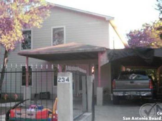 234 Spaatz St, San Antonio, TX 78211
