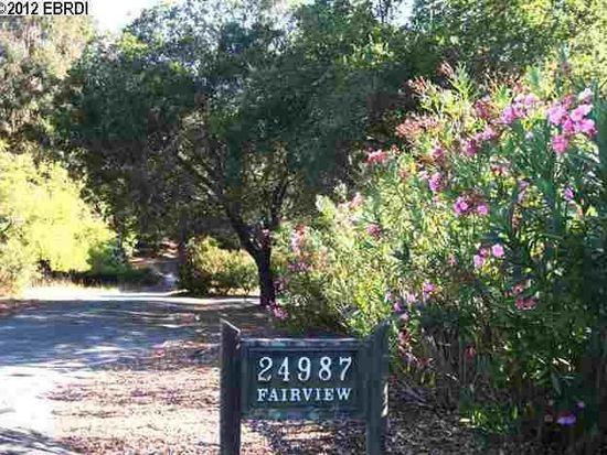24987 Fairview Ave, Hayward, CA 94542