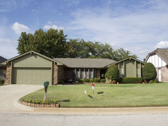 7261 Skylark Ln, Oklahoma City, OK 73162
