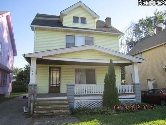 13706 Bartlett Ave, Cleveland, OH 44120