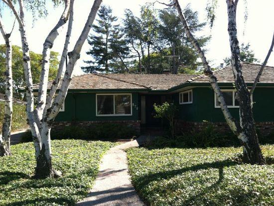 870 Circle Dr, Santa Clara, CA 95050