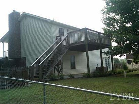 2085 Twin Lake Dr, Bedford, VA 24523