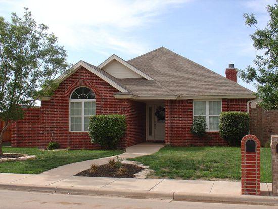 5805 110th St, Lubbock, TX 79424