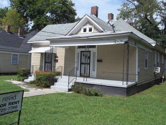2062 Courtland Pl, Memphis, TN 38104