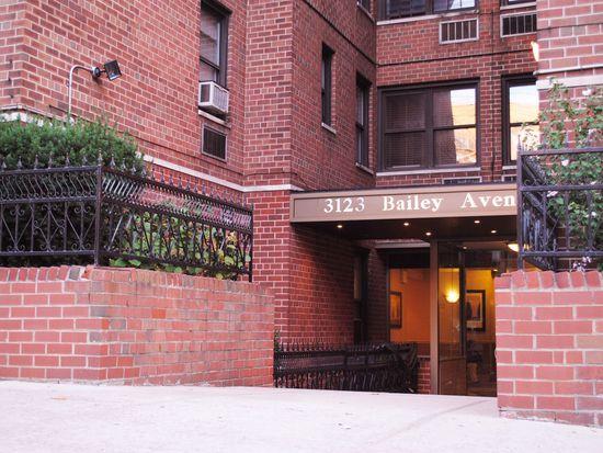 3123 Bailey Ave APT 2E, Bronx, NY 10463