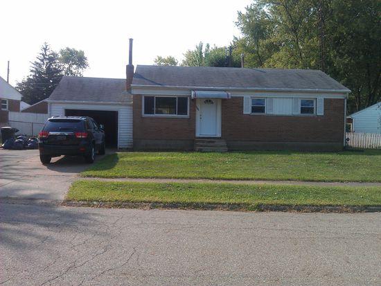 3906 Ennis Cir NE, Canton, OH 44705