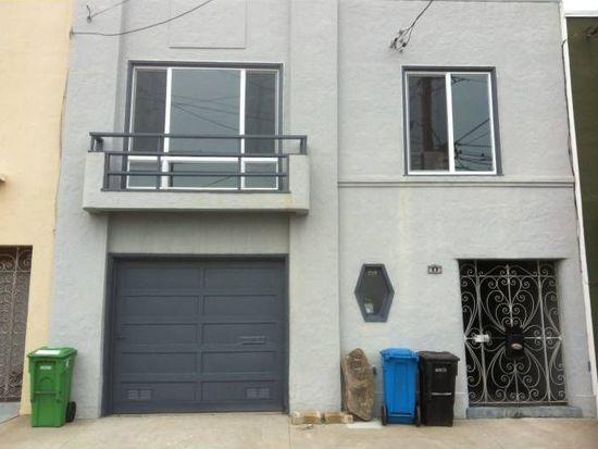 280 Minerva St, San Francisco, CA 94112