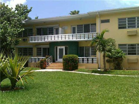 9281 W Bay Harbor Dr APT 7, Bay Harbor Islands, FL 33154