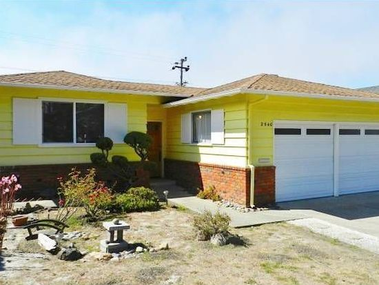2540 Saint Cloud Dr, San Bruno, CA 94066