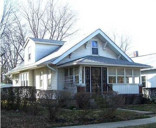 344 S Grand Ave, Indianapolis, IN 46219