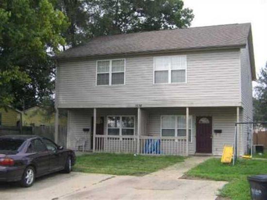 1534 Burroughs St, Lafayette, IN 47904