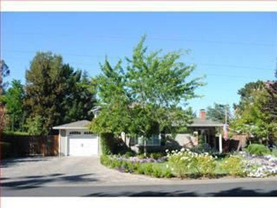 635 Palm Ave, Los Altos, CA 94022