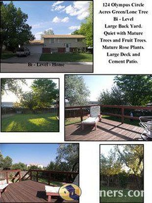 124 Olympus Cir, Littleton, CO 80124