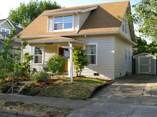4139 SE Liebe St, Portland, OR 97202