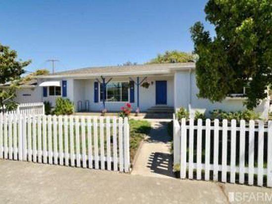 3801 Orinda Dr, San Mateo, CA 94403