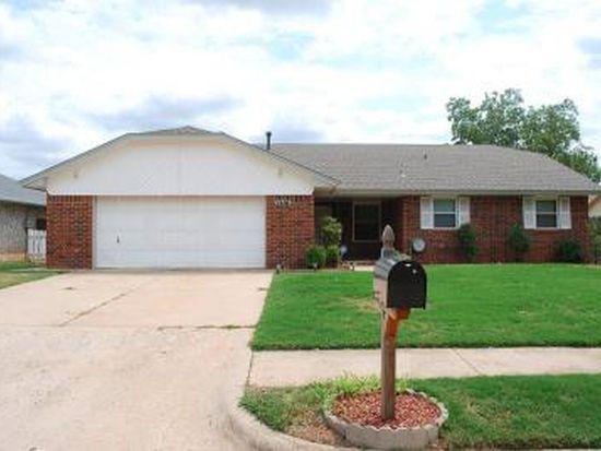 1416 Winding Creek Rd, Moore, OK 73160